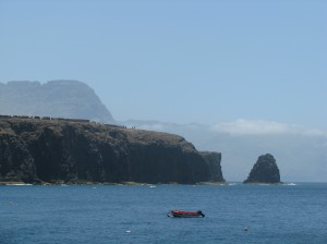 Northern coast of Gran Canaria, Canary Islands