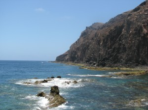 Northern coast, Gran Canaria, Canary Islands