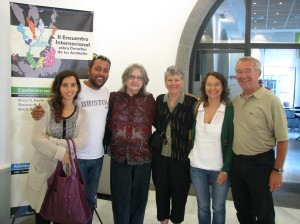 Together at the Animal Rights Conference on May 28,2009