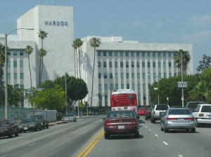 Harbor Building on Wilshire Blvd. where OFI office was located until the end of 2008
