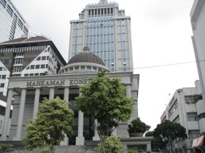 Government and other buildings in Jakarta